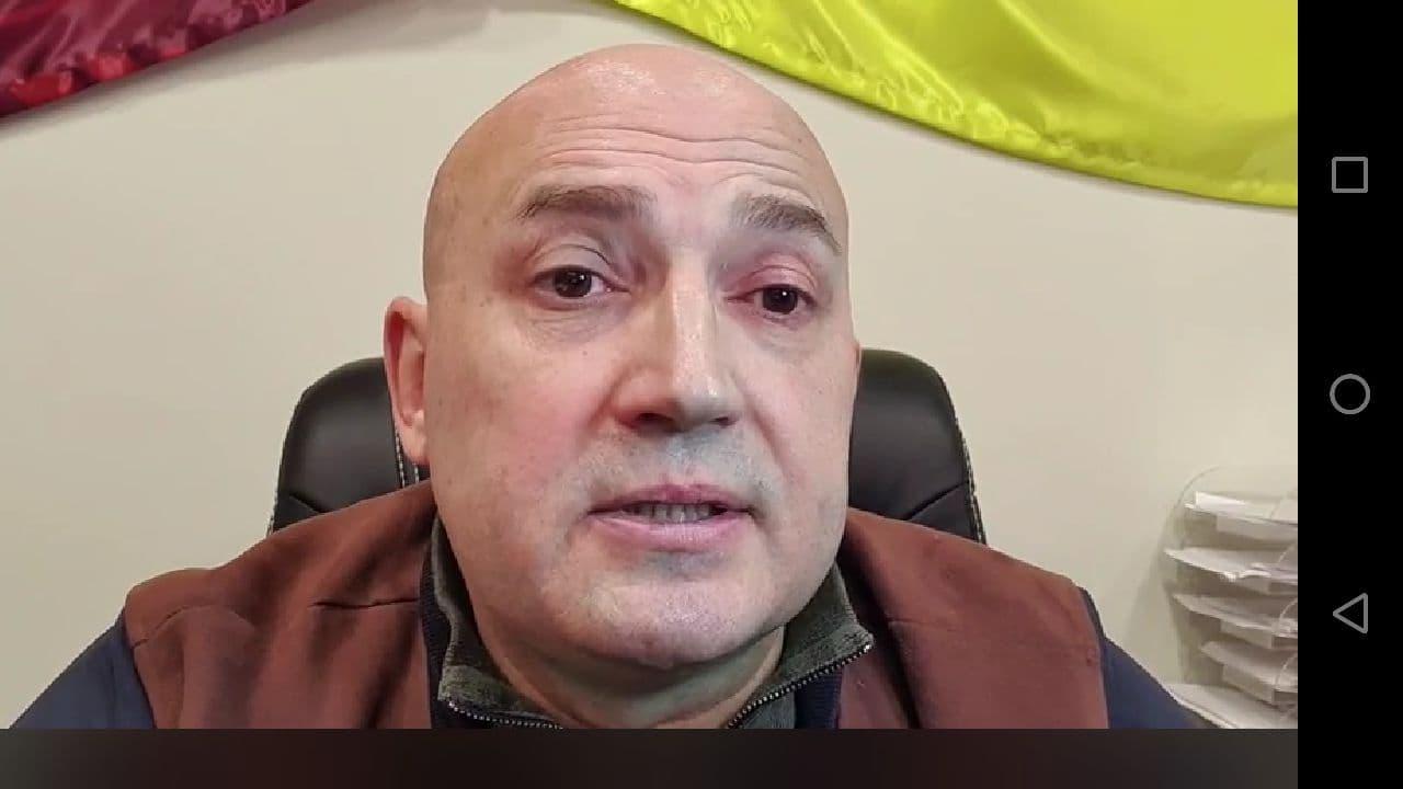 На организатора тарифного майдана напали титушки в Хмельницке.